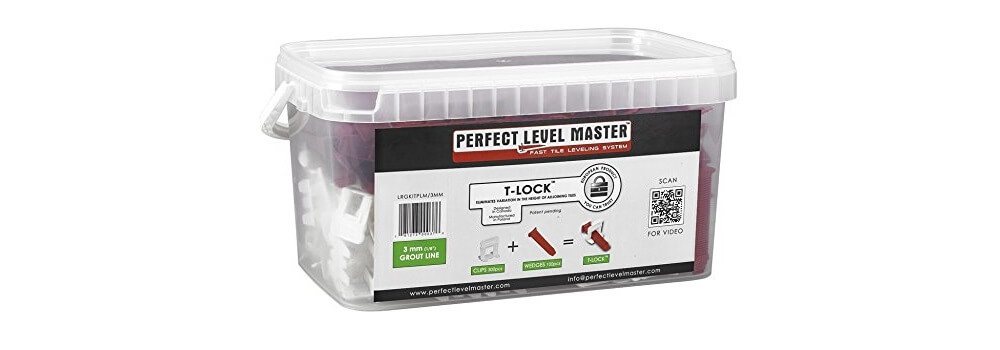 Perfect Level Master T-Lock Tile Leveling System