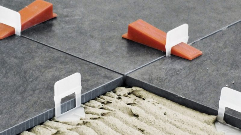 How to Use a Tile Leveling System