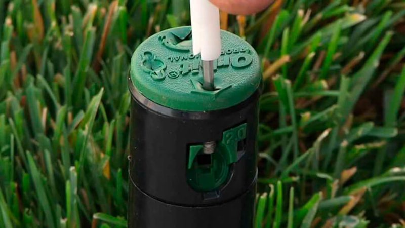 Tips On How to Adjust Orbit Sprinkler Head