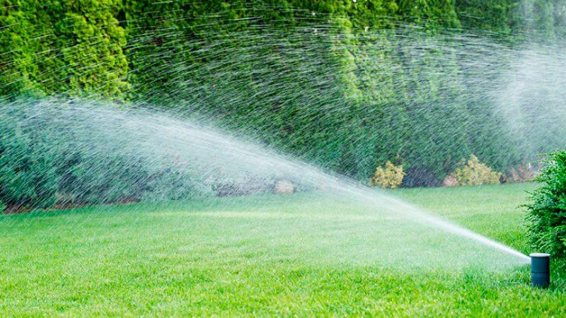 Two Easiest Ways To Adjust Sprinkler Spray Distance