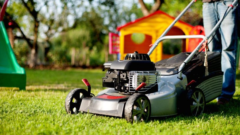 Can You Use a Riding Lawn Mower On a Hill?