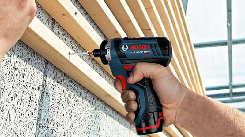 Top 5 Bosch Impact Drivers