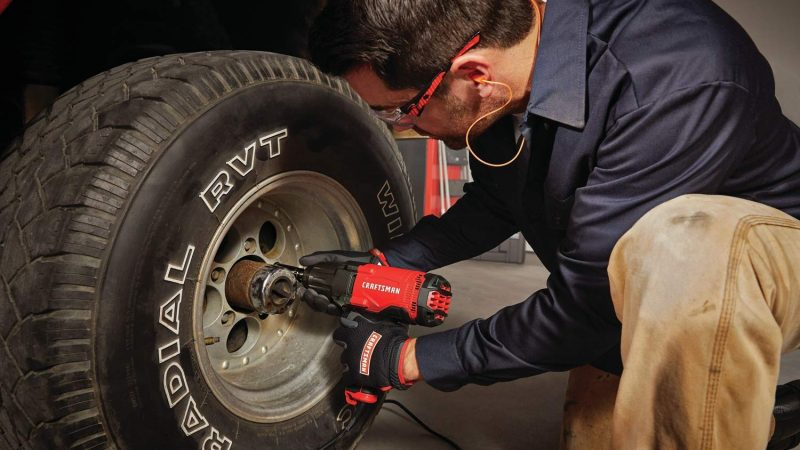 Top 5 Craftsman Impact Wrenches