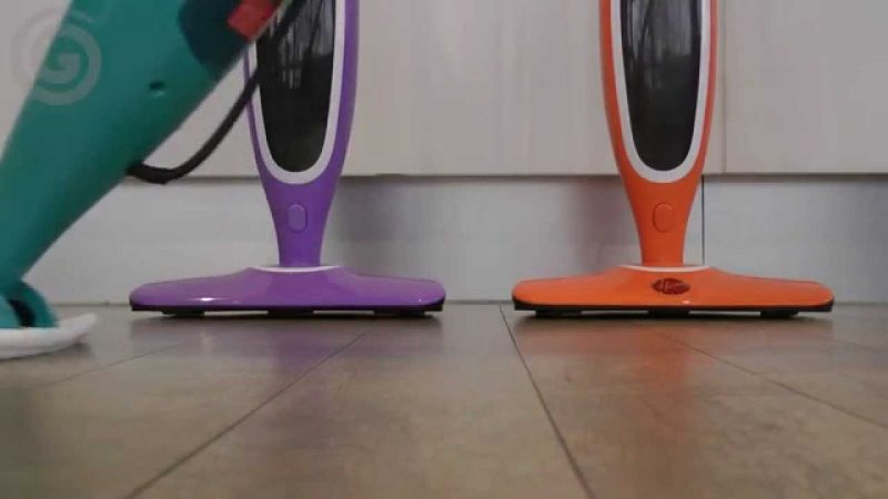 Top 5 Hoover Steam Mops