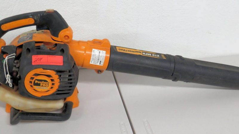 Top 5 Poulan Pro Leaf Blowers
